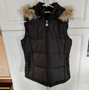 Maurices Jackets & Coats - Black Puffer Vest